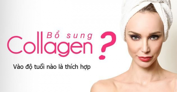 bổ sung collagen