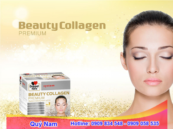 uống collagen